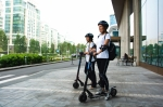 Let's improve air quality by moving around differently